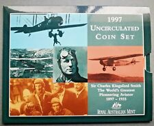 1997 6 Coin  RAM MINT Uncirculated Set Very Scarce