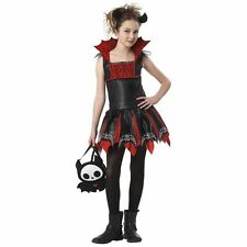 Diego the Bat Costume for Girls Size 12-14 New by California Costumes