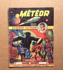 Météor N°56. ARTIMA. 1957