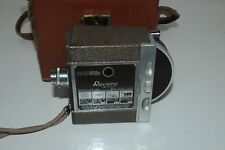Vintage Revere Eight 8mm Movie Camera Model 77 with Case and Original Box