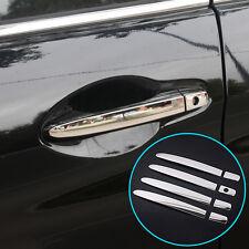 FIT FOR 2012-2015 HONDA CR-V CRV CIVIC CHROME DOOR HANDLE COVER TRIM MOLDING CAP