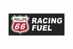 Sticker Plastifié PHILLIPS 66 - RACING FUEL