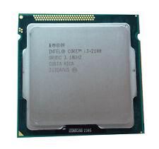 Intel Core i3-2100 3.10GHz 5 GT/s LGA 1155/Socket H2 Desktop CPU SR05C