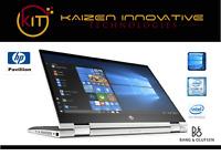 HP Pavillion x360 14-cd1511sa, Laptop/Tablet, i3-8th gen CPU, SSD, 8GB DDR4 RAM