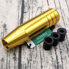Universal Gear Shift Knob For Manual Transmission Trans Speed Golden 130mm