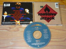 MASSIVE ATTACK - BLUE LINES / ARGENTINA-CD 1991