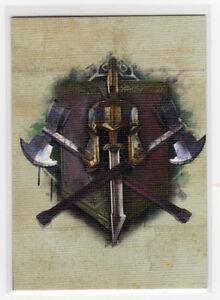 The Hobbit Battle of the Five Armies W7 Dwarves of Erebor Canvas Parallel 45/75