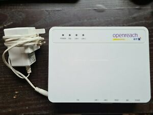 BT Openreach ECI Fibre Modem Model-061513 Type 1b VDSL FTTC
