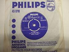 PB.972 Marty Wilde - It's Been Nice / Bad Boy - 1959