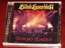 Blind Guardian: Tokyo tales cd 2017 Remaster Nuclear Blast Records NB USA NEUF