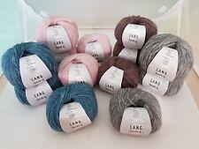 325 g NOVA Lang Yarns Mixpack 48 % Wolle, 32 % Kamel, 20 % Polyamid