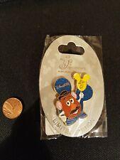Disney Pin Badge Hong Kong 9th Anniversary Mr Potatoe Head Toy Story Pixar