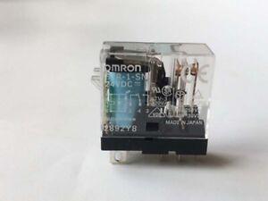 New G2R-1-SN 24VAC OMRON Relay 5 Pins