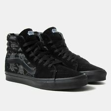 VANS SK8-HI BLACK (STAR WARS) DARK SIDE/DARTH STORM MEN'S SHOES SIZE 10
