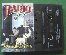 Radio Days Remembering The Fifties Lita Rosa Stargazers + Cassette Tape - TESTED