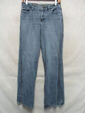 D7848 Christopher Blue High Grade Boot Cut Jeans Women's 29x30