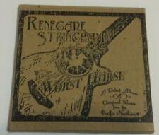 Renegade Stringband - The Worst Horse cd - RARE