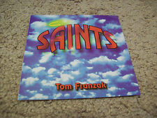 Tom Franzak - Saints CD *RARE* 1997 Seed & Sower