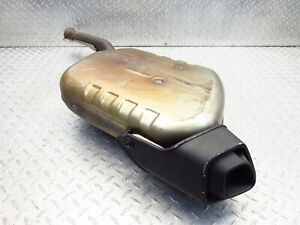 2020 Can-Am Ryker 900 Exhaust Pipe Muffler