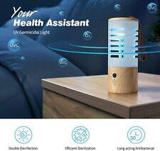 Portable UV Light Lamp Sanitizer LED Cleaning Ultraviolet Germicidal Home US