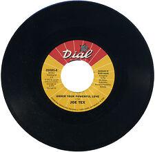 """JOE TEX """"sous votre puissant AMOUR"""" Northern Soul classique"""