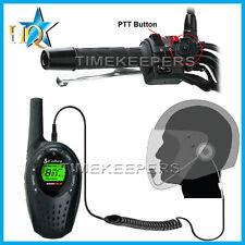 HQ PMR-MBH4 Auricular Casco de Cara Abierta cobra MT200 MT750 MT600 MT800 MT975