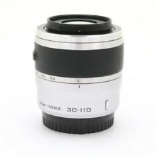 White 1 NIKKOR 30-110mm f/3.8-5.6 VR Lens for Nikon V1 V2 S1 S2 J1 J2 J3 J4 J5