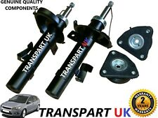 FORD FOCUS MK2 C-MAX FRONT SHOCK ABSORBER ABSORBERS TOP STRUT MOUNT 05-11 PAIR