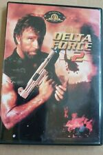Delta Force 2 - Operation Stranglehold DVD