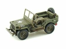 JEEP WILLYS USA ARMY 1/4 TON 1/32 DIECAST MODEL CAR BY NEW RAY 54133