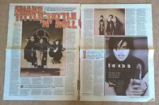 More details for stereophonics (kelly jones) vintage clippings cuttings interviews uk press, nme