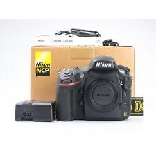 Nikon D800E + 36 Tsd. Auslösungen + TOP (227723)