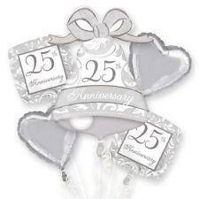 Palloncini irregolanti per feste e party argento