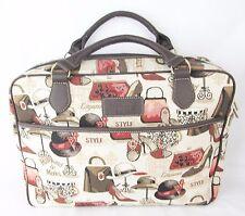 Boutique design Computer Laptop or Brief Case Bag Tapestry Signare