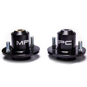 MPC Motorsport Extended Tophats | Honda Civic | Acura Integra [Black] - USA