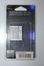 CAMERON SINO - Batterie 900mAh pour 850mAh pour Fujifilm FinePix - CS-NP40FU