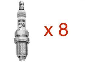8 x Spark Plugs UXT3 BMW M60 M62 E38 735iL E39 535i 540i 12129071003