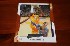 Not Autographed Los Angeles Lakers NBA Basketball Trading Cards