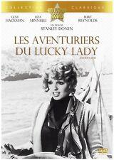 Les Aventuriers Du Lucky Lady (Burt Reynolds, Liza Minnelli) - DVD