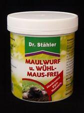 Dr. Stähler Maulwurf- und Wühlmaus-Frei 100 Kugeln Abwehrmittel Fernhaltemittel