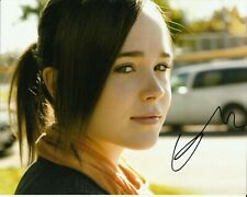 ELLEN PAGE SIGNED  PHOTO UACC REG 242