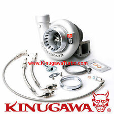 "Kinugawa Turbocharger 4"" TD06H-25G 12cm A/R .89 T3 V-band RB30DET High Top Mount"