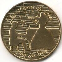 Monnaie de Paris - PUY-DU-FOU - LES NOCES DE FEU 2020