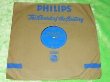MAX MILLER & BEVERLEY SISTERS : Oh yes she knows her onions - 1957 Philips 78rpm