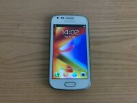 Samsung GALAXY Trend  GT-S7560 - 4GB - White (Unlocked) Smartphone