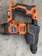 AEG 18v Battery SDS Drill Body Only