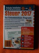 Aldi Steuer CD, 2017, Neu und in Folie, Einkommensteuer