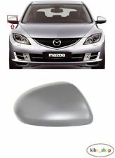 FOR MAZDA 6 2007 - 2012 NEW WING MIRROR COVER CAP PRIMED RIGHT O/S DRIVER
