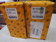 JCB 526S Loadall, 3CX P21, 520/50 Fuel Filter New OEM 32/925423 NOS Lot of 2