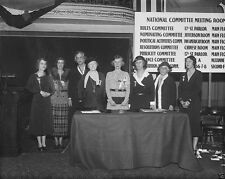 Women for Prohibition reform meet in Washington DC April 1932  New 8x10 Photo